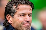 GRONINGEN - 23-10-2016, FC Groningen - AZ, Noordlease Stadion,  FC Groningen trainer/coach Ernest Faber