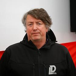 Lydden Hill owner and British Rallycross legend Pat Doran. World Rallycross Media Day at Lydden Hill Race Circuit, Kent (c) Matt Bristow | SportPix.org.uk