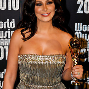 MON/Monte Carlo/20100512 - World Music Awards 2010,Arabische Elissa