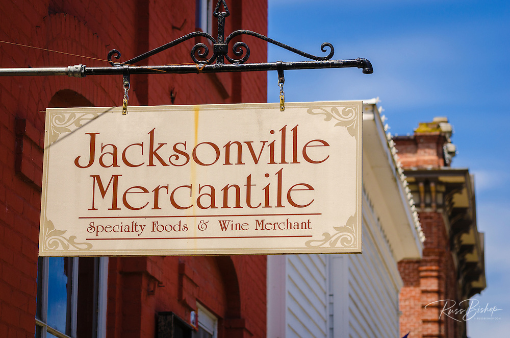 Jacksonville Mercantile, Jacksonville, Oregon USA