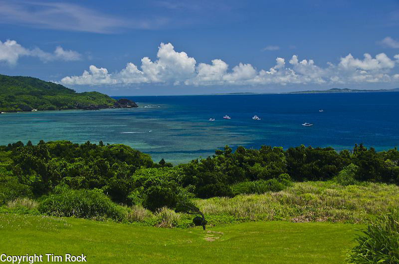 Ishigaki, Japan, above and below the surface. Wonderful outdoor playground in southern Okinawa.
