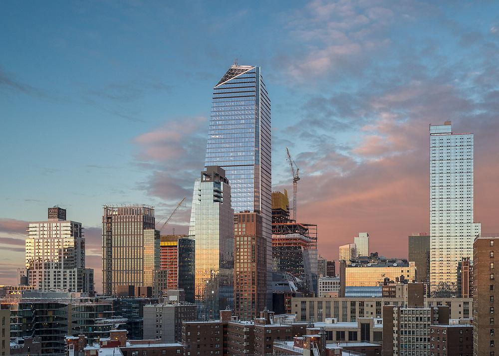 Hudson Yards<br /> New York City