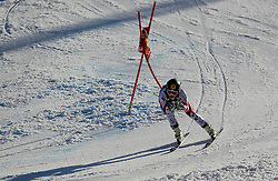 21.02.2015, Pohorje, Maribor, SLO, FIS Weltcup Ski Alpin, Maribor, Riesenslalom, Damen, 2. Lauf, im Bild Anna Fenninger (AUT) // Anna Fenninger of Austria during the 2nd run of ladie's Giant Slalom of the Maribor FIS Ski Alpine World Cup at the Pohorje in Maribor, Slovenia on 2015/02/21. EXPA Pictures © 2015, PhotoCredit: EXPA/ Erwin Scheriau