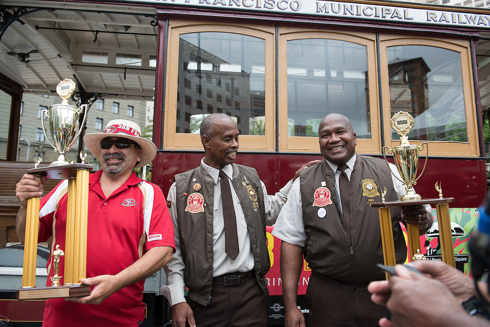 52nd Cable Car Bell Ringing Competition | July 9, 2015
