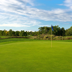Vert no.1 Parcours Championat Golf Metropolitain Anjou