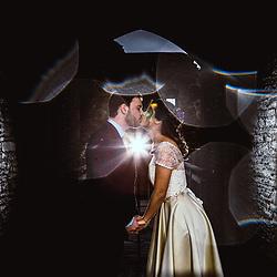 Jasmine and Derren - Caerphilly Castle Wedding photography