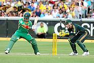 1st ODI Melbourne