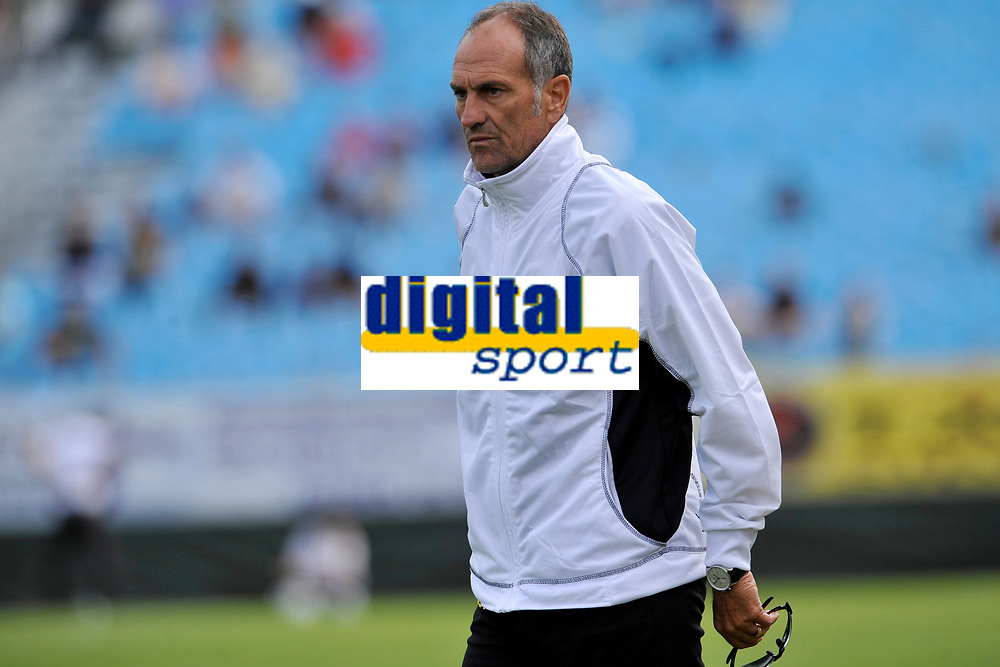 FOOTBALL - FRIENDLY GAMES 2011/2012 - BORDEAUX v UDINESE  - 20/07/2011 - PHOTO GUY JEFFROY / DPPI - FRANCESCO GUIDOLIN (UDINESE COACH)