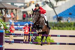 Philippaerts Nicola, BEL, Chilli Willi<br /> World Equestrian Games - Tryon 2018<br /> © Hippo Foto - Dirk Caremans<br /> 23/09/2018