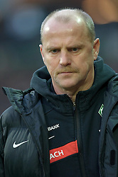 21.02.2010, Weser Stadion, Bremen, GER, 1.FBL, Werder Bremen vs Bayer Leverkusen, im Bild  Thomas Schaaf ( Werder  - Trainer  COACH)  EXPA Pictures © 2010, PhotoCredit: EXPA/ nordphoto/ Kokenge / for Slovenia SPORTIDA PHOTO AGENCY.