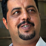 26 June 2004..Baghdad, Iraq...Opinions on handover.....As the June 30th deadline for handover of power from the US led coalition to an Iraqi government looms people on the streets of Baghdad express mixed feelings on the past year and what the future holds for their country...Hassan Sadoun al Neamy, 37, printer.