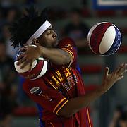 20160529 Basket : Harlem Globetrotter