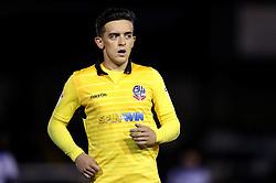 Zach Clough of Bolton Wanderers - Mandatory by-line: Robbie Stephenson/JMP - 24/10/2016 - FOOTBALL - Gigg Lane - Bury, England - Bury v Bolton Wanderers - Sky Bet League One
