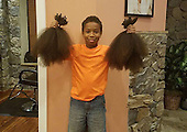 8-Year-Old Boy Spent 2 Years Growing His Hair To Make Wigs For Kids With Cancer