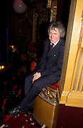 Griff Rhys Jones, Re-opening of the Hackney Empire, 28 January 2004. © Copyright Photograph by Dafydd Jones 66 Stockwell Park Rd. London SW9 0DA Tel 020 7733 0108 www.dafjones.com
