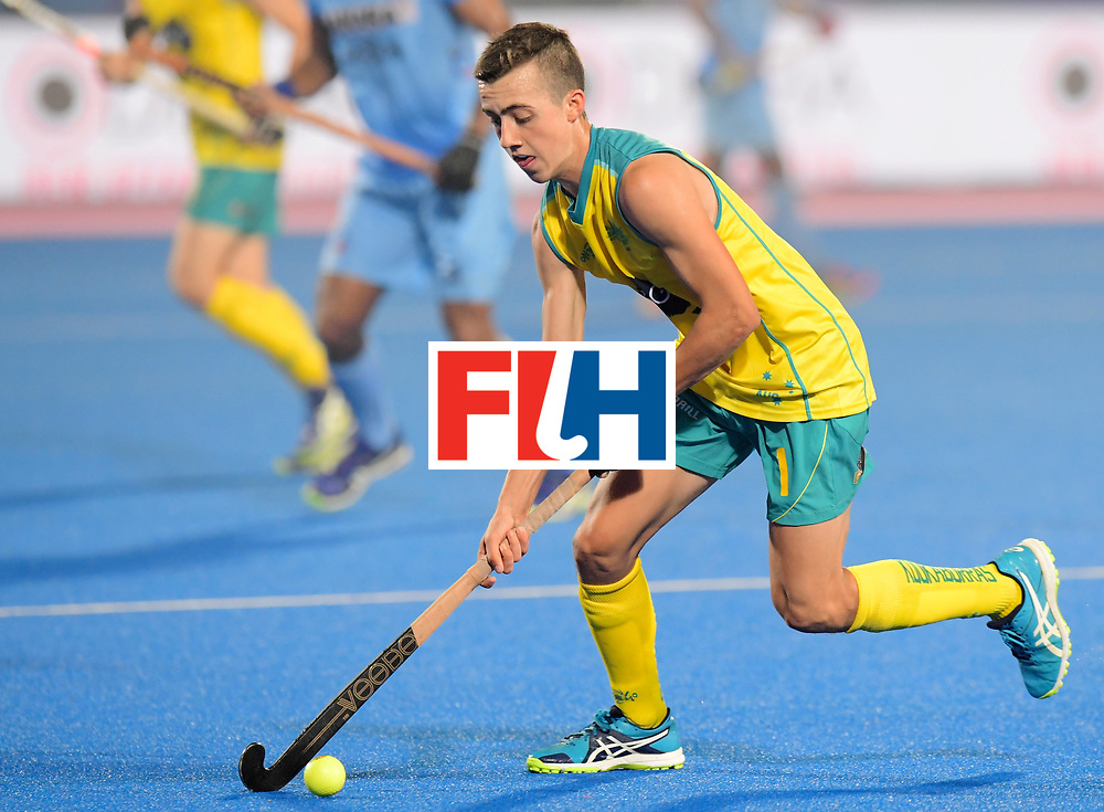 Odisha Men's Hockey World League Final Bhubaneswar 2017<br /> Match id:02<br /> Australia v India<br /> Foto: SHARP Lachlan<br /> WORLDSPORTPICS COPYRIGHT FRANK UIJLENBROEK