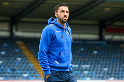 Liam Sercombe of Bristol Rovers arrives at Adams Park for the Sky Bet League One fixture against Wycombe Wanderers - Mandatory by-line: Robbie Stephenson/JMP - 18/08/2018 - FOOTBALL - Adam's Park - High Wycombe, England - Wycombe Wanderers v Bristol Rovers - Sky Bet League One
