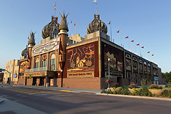 Historic Corn Palace in Mitchell South Dakota