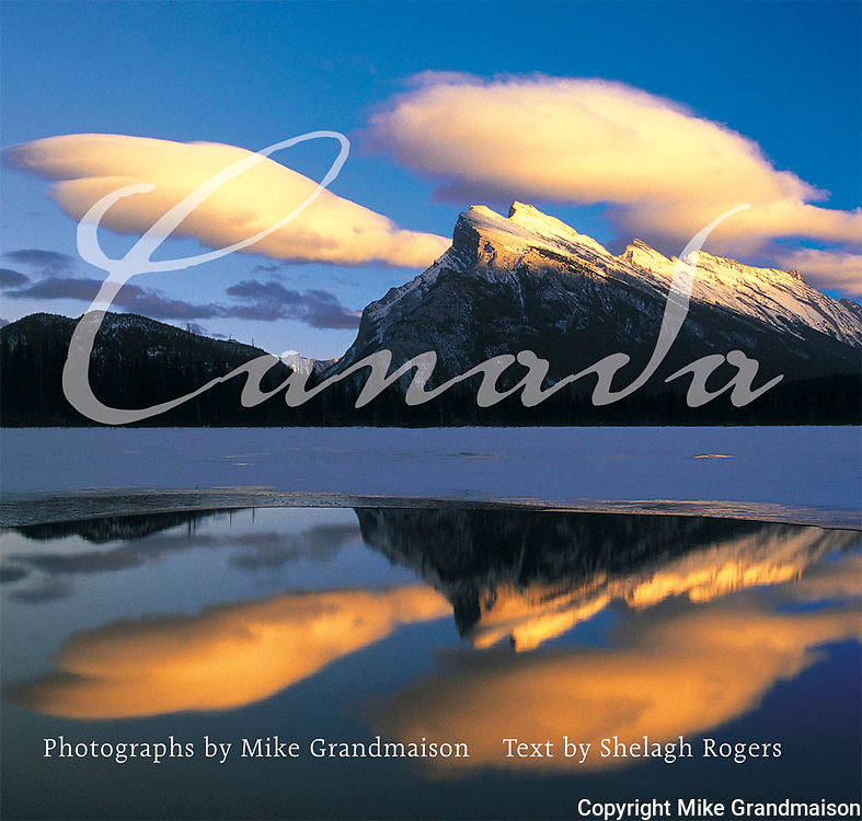 PRODUCT: Book<br /> TITLE: Canada<br /> CLIENT: Key Porter Books