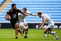 Sione Vailanu of Wasps - Mandatory by-line: Robbie Stephenson/JMP - 12/10/2019 - RUGBY - Ricoh Arena - Coventry, England - Wasps v Worcester Warriors - Premiership Rugby Cup