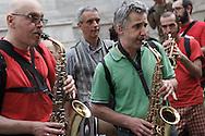 Milano, 25 aprile 2013. Festa della liberazione.