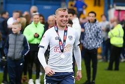 Bury FC celebrate promotion - Mandatory by-line: JMP - 04/05/2019 - FOOTBALL - Gigg Lane - Bury, England - Bury v Port Vale - Sky Bet League Two