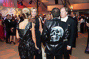 CELESTE WAKEFIELD; JIMMY LAHOUD, Evgeny Lebedev and Graydon Carter hosted the Raisa Gorbachev charity Foundation Gala, Stud House, Hampton Court, London. 22 September 2011. <br /> <br />  , -DO NOT ARCHIVE-© Copyright Photograph by Dafydd Jones. 248 Clapham Rd. London SW9 0PZ. Tel 0207 820 0771. www.dafjones.com.