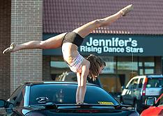 Jennifer's Rising Dance Stars, Sept 18, 2012