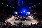 DENVER, CO - MAY 7: An overall view of the arena during the Sealed and Sent confirmation event at the Denver Coliseum on May 7, 2016, in Denver, Colorado. (Photo by Daniel Petty/Archdiocese of Denver)
