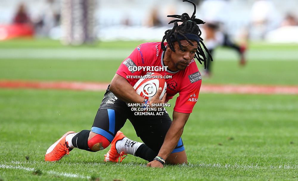DURBAN, SOUTH AFRICA - SEPTEMBER 05: Rosko Speckman of the Pumas during the Absa Currie Cup match between Cell C Sharks and Steval Pumas at Growthpoint Kings Park on September 05, 2015 in Durban, South Africa. (Photo by Steve Haag/Gallo Images)