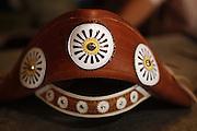 Nova Olinda_CE, Brasil.<br /> <br /> Trabalho em couro do em Nova Olinda, Ceara.<br /> <br /> Work on the leather Nova Olinda, Ceara.<br /> <br /> Foto: LEO DRUMOND / NITRO