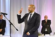 Nederland, Arnhem, 1-9-2017Ahmed Marcouch is beedigd als burgemeester van de stad, proviciehoofdstad van Gelderland.Foto: Flip Franssen
