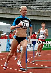 30-06-2007 ATLETIEK: NK OUTDOOR: AMSTERDAM<br /> Tamara Ruben<br /> ©2007-WWW.FOTOHOOGENDOORN.NL