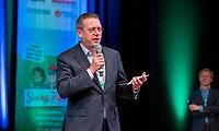 BUSSUM -  Jeroen Sevens (NGF)  Nationaal Golf Congres & Beurs. COPYRIGHT KOEN SUYK
