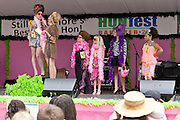 Sophie Freitag competes in the Miss Honette Contest during Honfest 2014 in Baltimore, MD on Saturday, June 14, 2014.