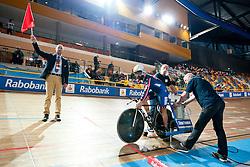 BERENYI Joseph, USA, Individual Pursuit, 2015 UCI Para-Cycling Track World Championships, Apeldoorn, Netherlands
