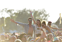 © Licensed to London News Pictures. 08/08/2015. Cornbury Park, Charlbury, Oxfordshire. The Wilderness Festival 2015 at Cornbury Park in Oxfordshire. Photo credit : MARK HEMSWORTH/LNP