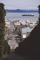 Scenic image of Astoria, Oregon.