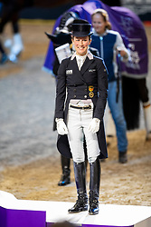 Langehanenberg Helen, GER<br /> LONGINES FEI World Cup™ Finals Gothenburg 2019<br /> © Hippo Foto - Dirk Caremans<br /> 06/04/2019