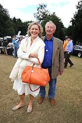 SIR TERENCE & LADY CONRAN at the Cartier Style et Luxe, the Goodwood Festival of Speed, West Sussex on 13th July 2008.<br /> <br /> NON EXCLUSIVE - WORLD RIGHTS