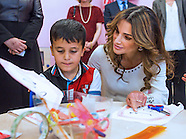 Queen Rania Launches School Project