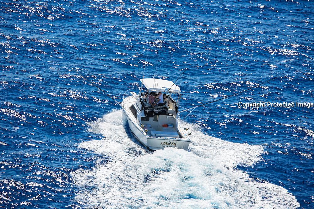 Deep Sea Sport Fishing, Oahu, Hawaii
