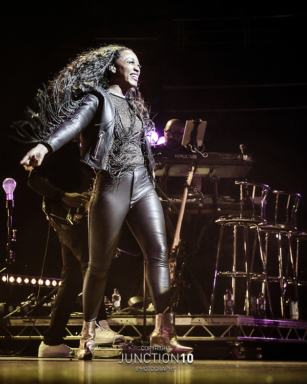Beverley Knight at the Symphony Hall, Birmingham, United Kingdom<br /> Picture Date: 2 June, 2016