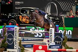 Lynch Denis, IRL, Dito<br /> Leipzig - Partner Pferd 2019<br /> © Hippo Foto - Stefan Lafrentz
