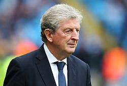 Crystal Palace manager Roy Hodgson - Mandatory by-line: Matt McNulty/JMP - 23/09/2017 - FOOTBALL - Etihad Stadium - Manchester, England - Manchester City v Crystal Palace - Premier League