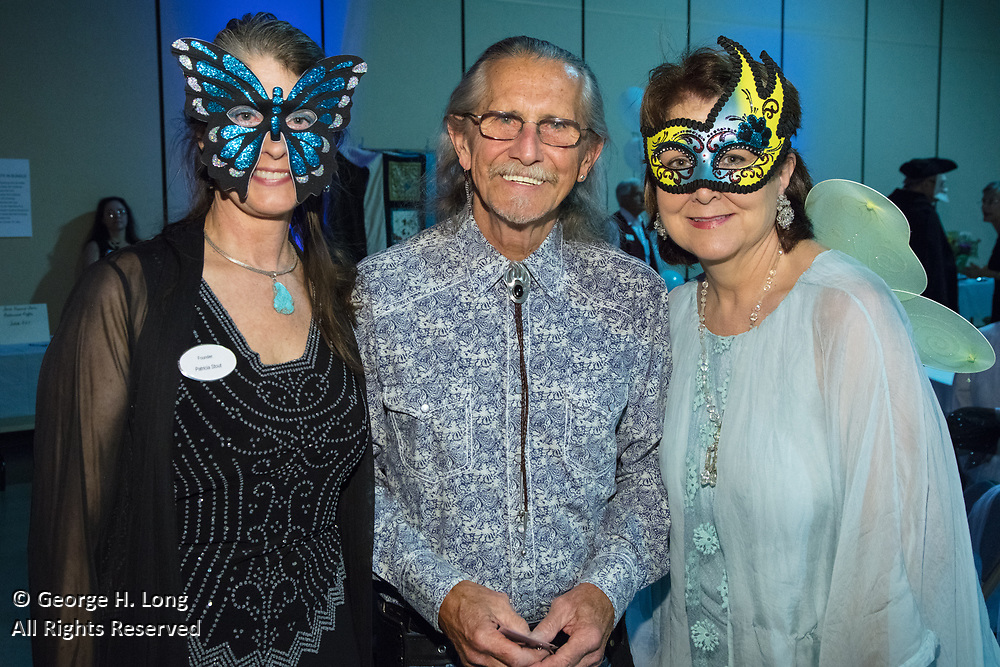 """The Women's Center for Healing and Transformation """"An Evening of Masquerade"""" fifth annual fundraising gala at the Castine Center in Mandeville, Louisiana on March 31, 2017"""