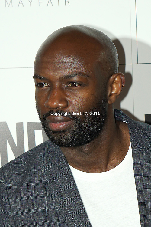 London,England,UK : David Gysai attend the Raindance Filmmakers Ball by London Flair Pr at Cafe De Paris  in London. Photo by See Li