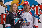KELOWNA, CANADA - JANUARY 28:  at the Kelowna Rockets game on January 27, 2017 at Prospera Place in Kelowna, British Columbia, Canada.  (Photo By Cindy Rogers/Nyasa Photography,  *** Local Caption ***