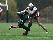 Football 2011 Salamanca JV vs Allegany