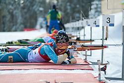 REPTYUKH Ihor, Biathlon Middle Distance, Oberried, Germany